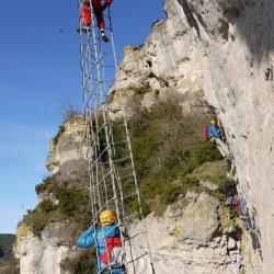 - via ferrata du boffi